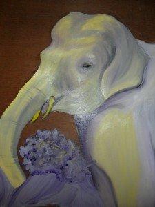 Images intérieures, Virginie R MARA, accueil  elephant-detail-de-la-tete-0212-225x300